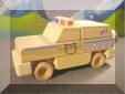 We have wooden toys like this pickup